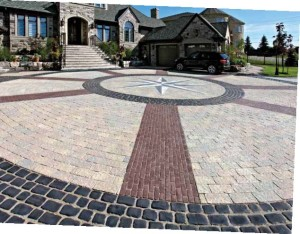 unilock pavers design