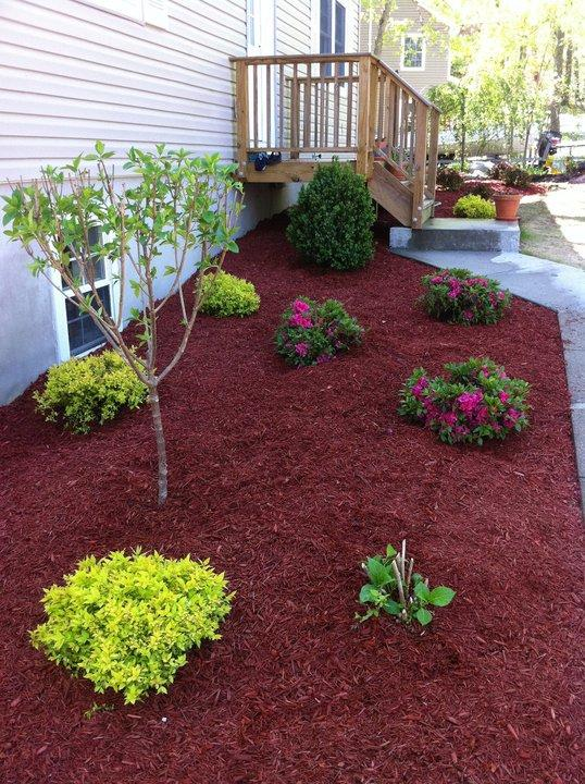 Spring Mulch Madness Landwork Contractors